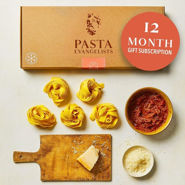 1 Year of Pasta Subscription