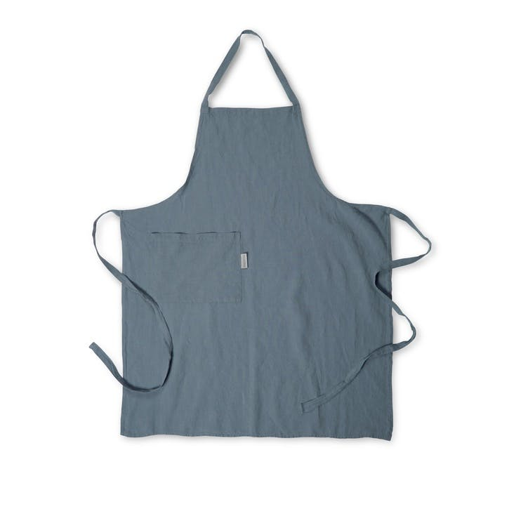 Apron, Parisian Blue