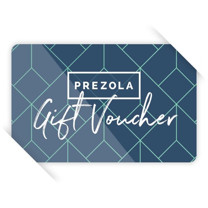 Prezola Online Gift Voucher, Geometric