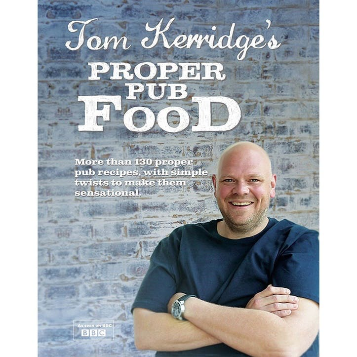 Tom Kerridge's Proper Pub Food, Hardback
