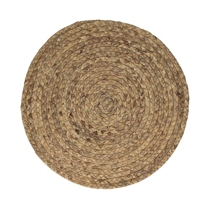 Kimo Seagrass Placemat, Natural