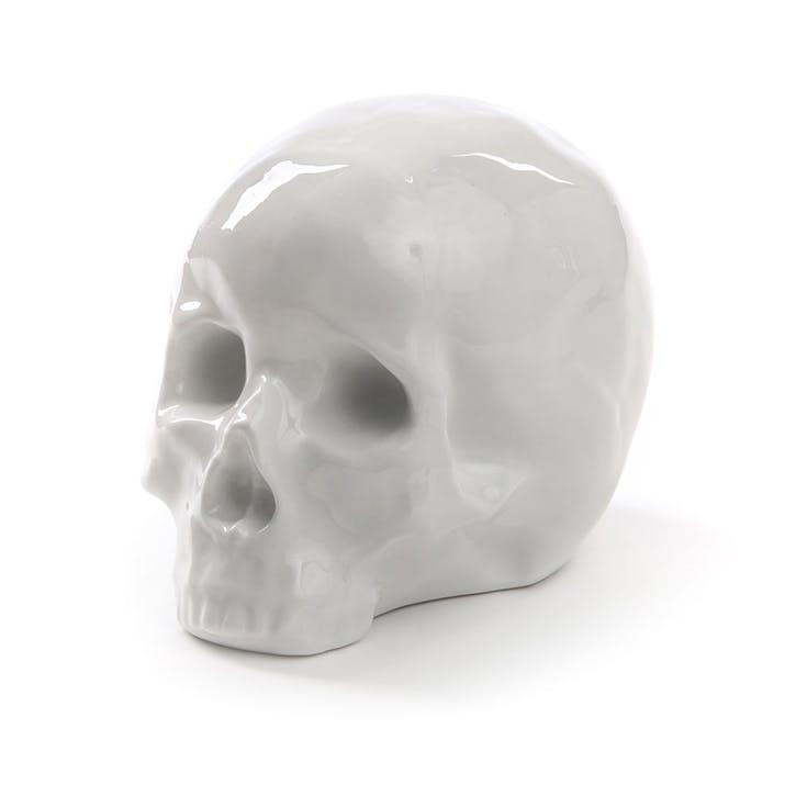 Skull, Memorabilia, White