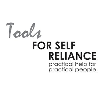 A Donation Towards Tools For Self Reliance