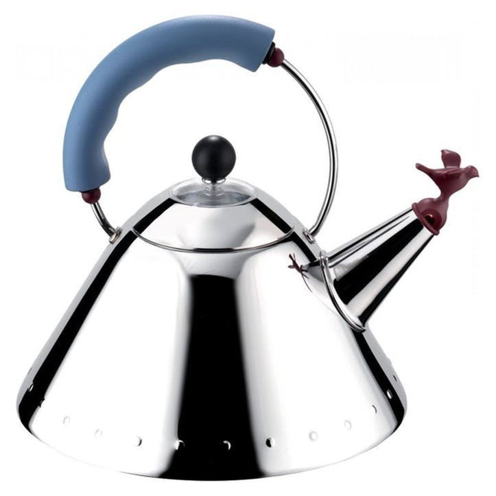 Bird Whistle Kettle; Blue