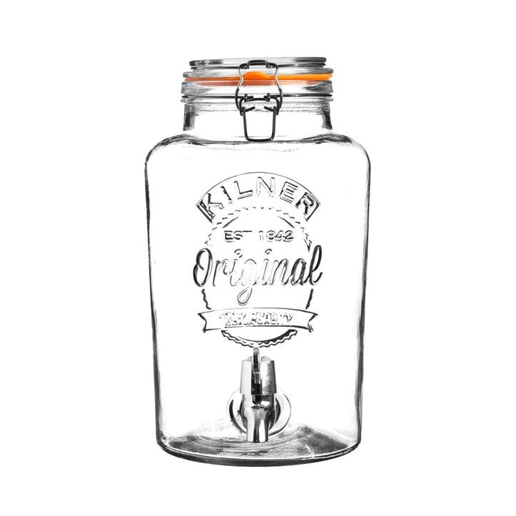 Clip Top Drink Dispenser. 5L