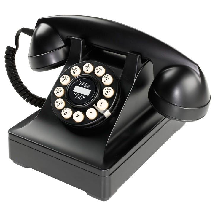 Series 302 Phone, Black