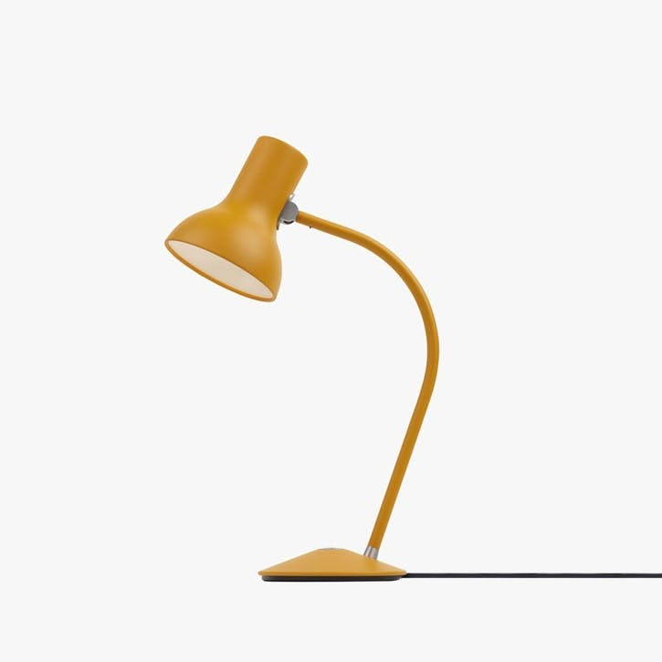 Mini Table Lamp Turmeric Gold