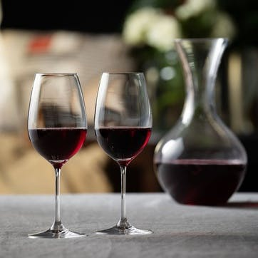 Just For Two Red Wine Glass, Set of 2