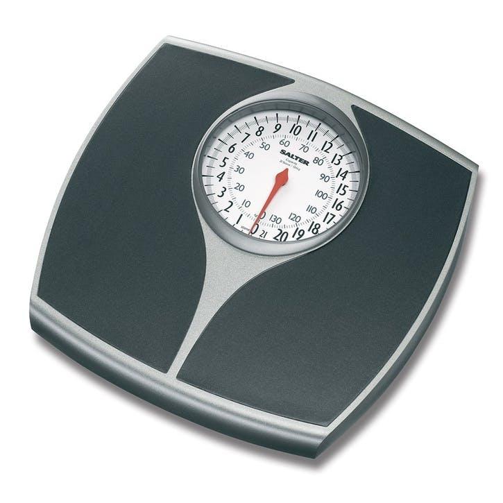 Speedo Mechanical Scales, Black & Silver