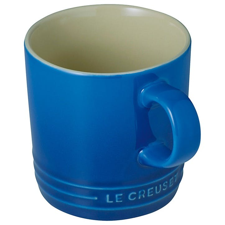 Stoneware Mug - 350ml; Marseille Blue