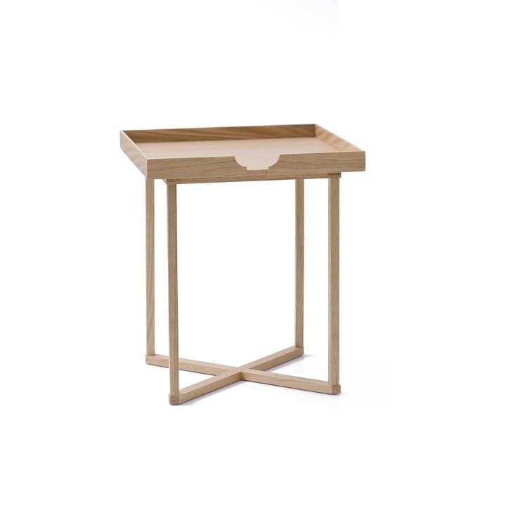 Damien Square Table, Oak