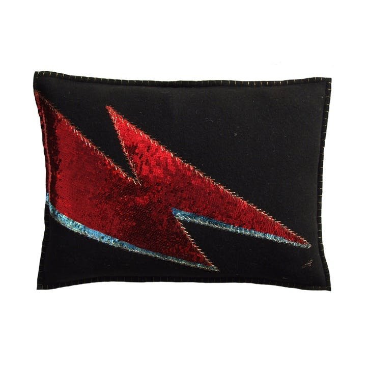 Sequin Glam Rock Cushion