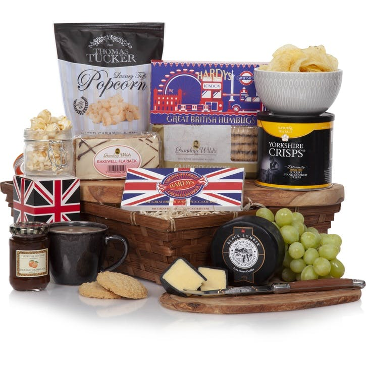 Great British Tastes Gift Selection