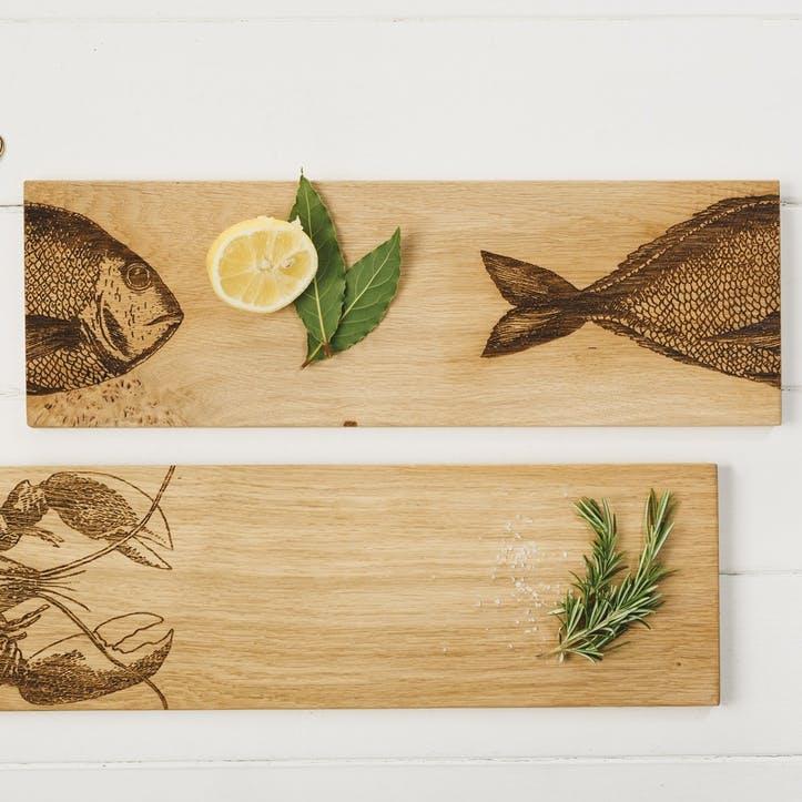 Fish Serving Platter
