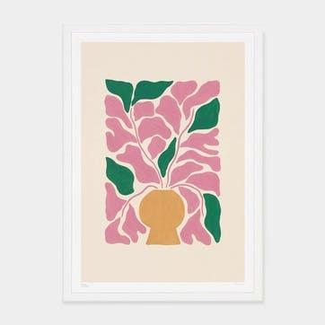 Liv Lee, Lilly Pillies Art Print, Unframed, A2