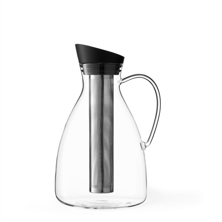 Infusion Iced Tea Carafe, Black