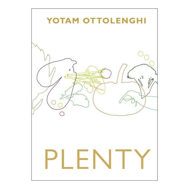 Yotam Ottolenghi's Plenty, Hardback