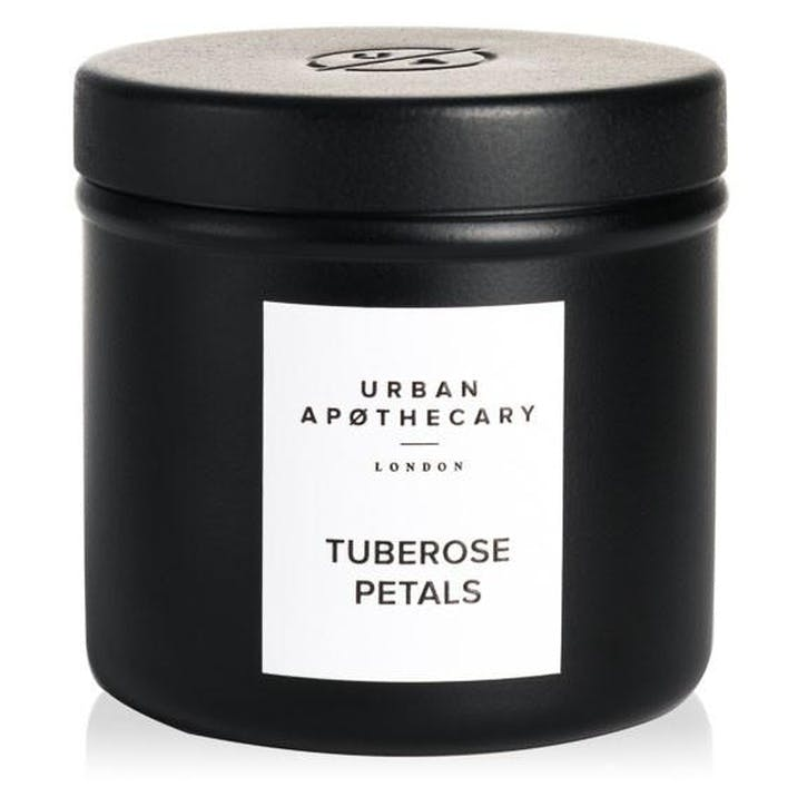Tuberose Petals Luxury Travel Candle, 175g