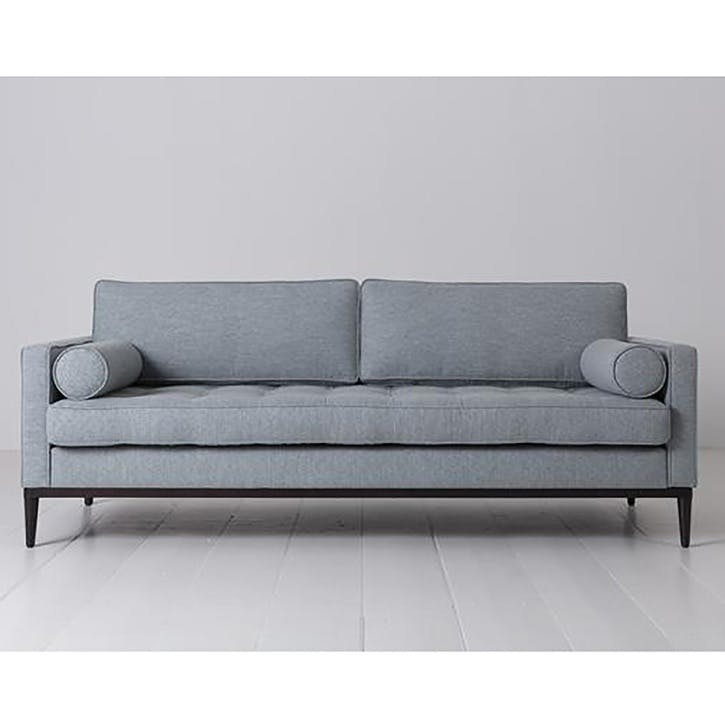 3 Seater Sofa, Model 02, Seaglass