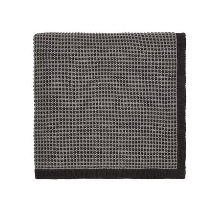 Nayara Knitted Throw, Graphite