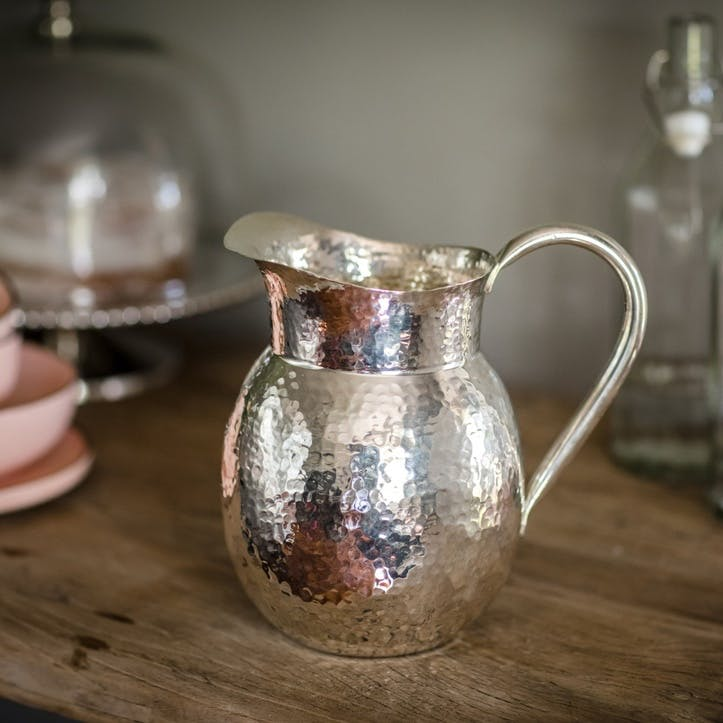 Hammered Sangria/Water Jug