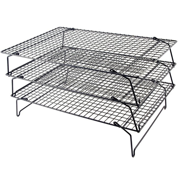 Non-Stick Cake Three-Tier Cooling Rack