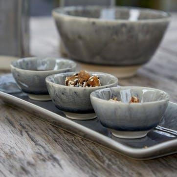 Madeira Grey Rectangular Platter