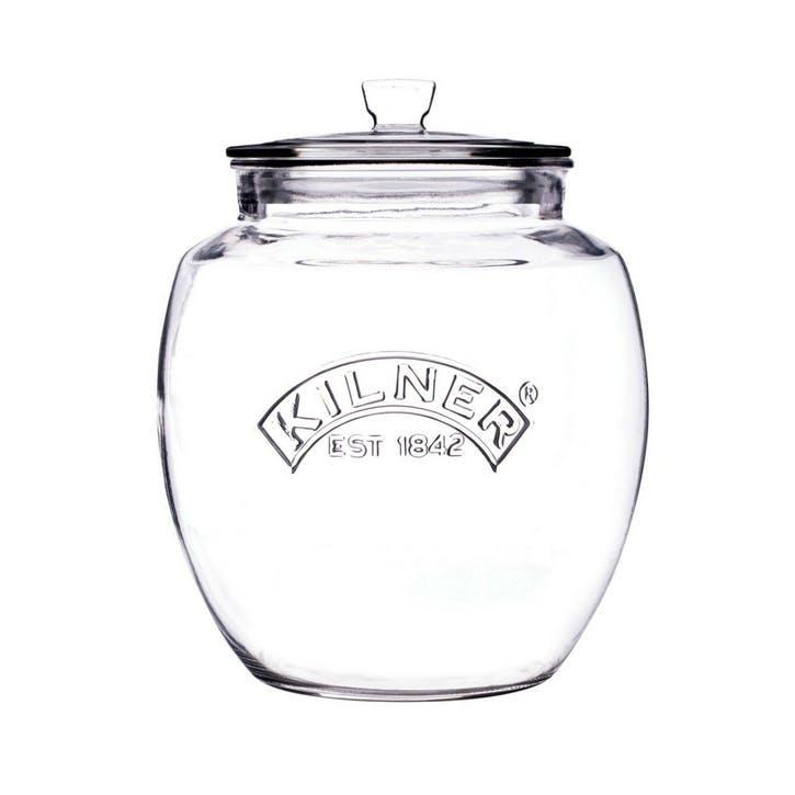 Universal Push Top Storage Jar, 2L