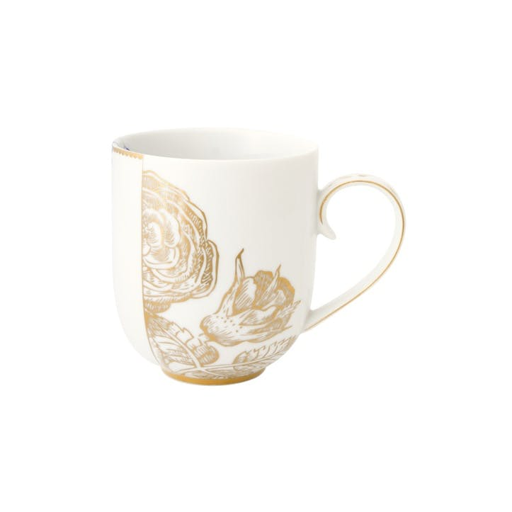 PiP Royal White Mug, Large