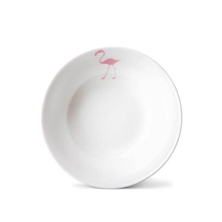 Flamingo Cereal Bowl