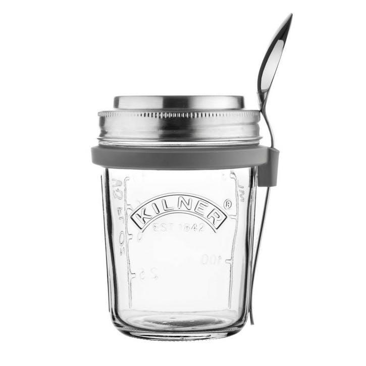Breakfast Jar Set