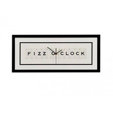 'Fizz O'Clock' Clock