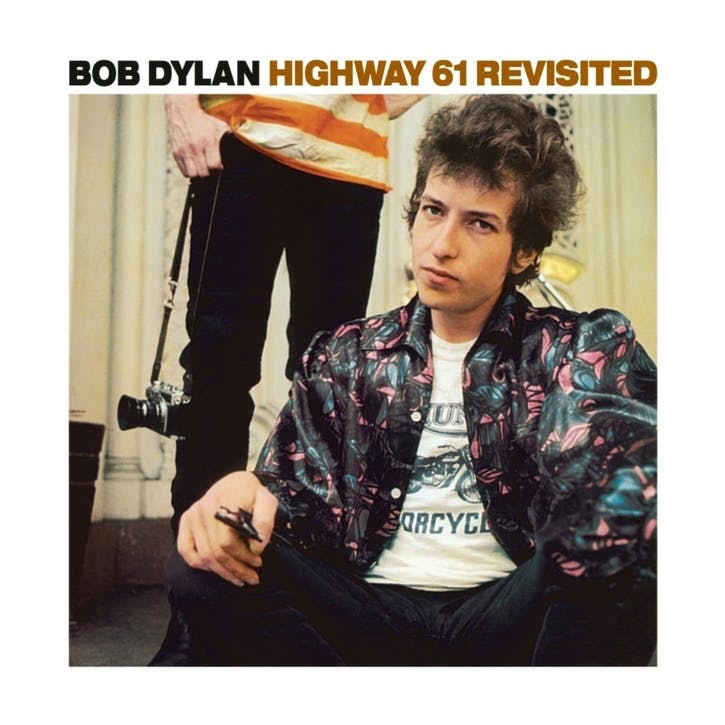 "Bob Dylan, Highway 61 Revisited 12"" Vinyl"
