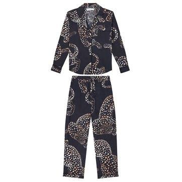 Jag Long Pyjama Set, Large