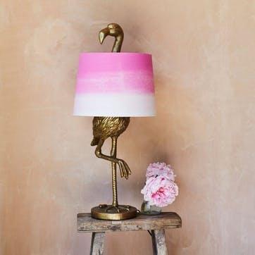 Flamingo Table Lamp, Gold