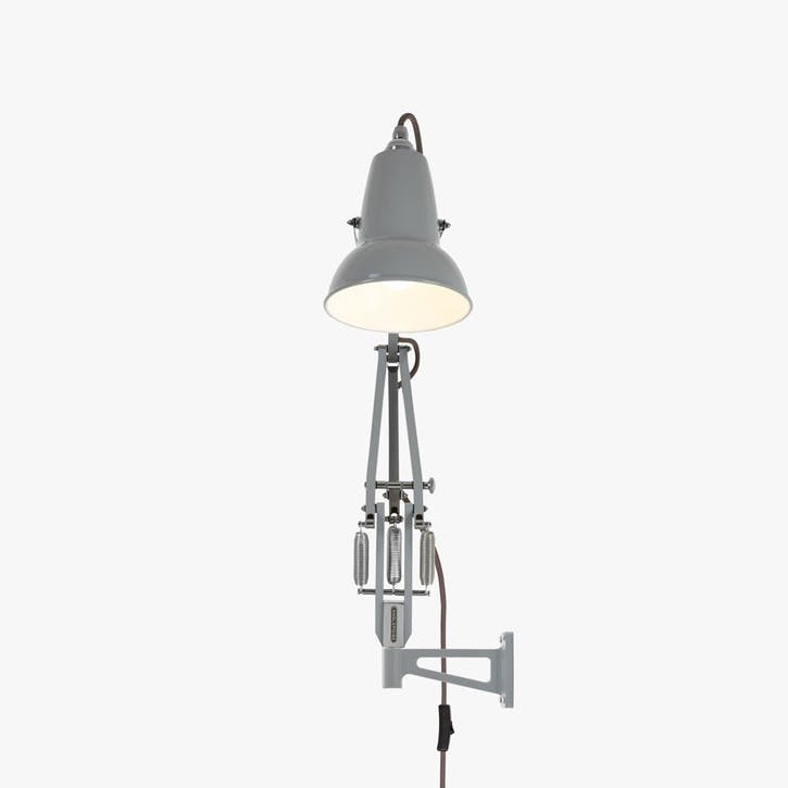 Original 1227 Mini Lamp with Wall Bracket, Dove Grey