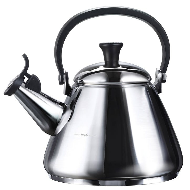 Kone Kettle; Stainless Steel