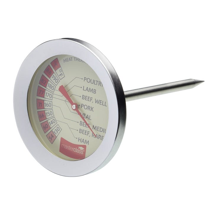 Large Stainless Steel Meat Thermometer
