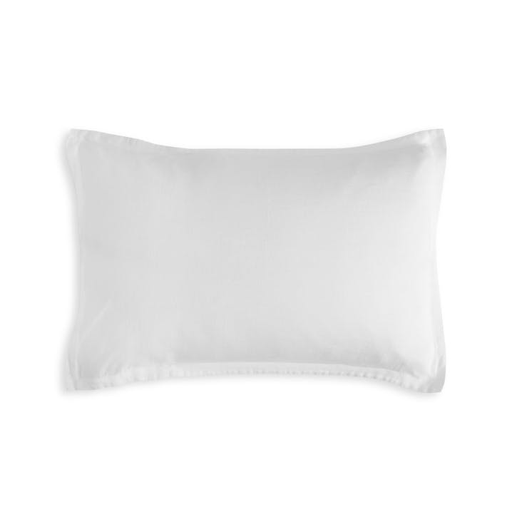 Classic Oxford Pillowcase, Single, White