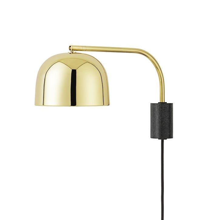 Grant Wall Light D43 x H22cm Brass