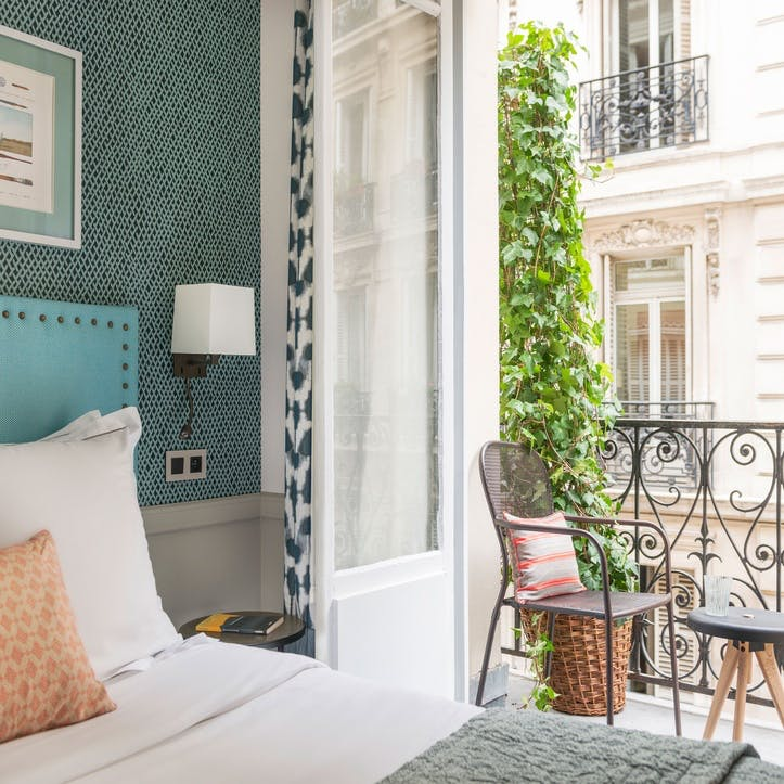 A voucher towards a stay at Hôtel Adèle & Jules for two, Paris, France