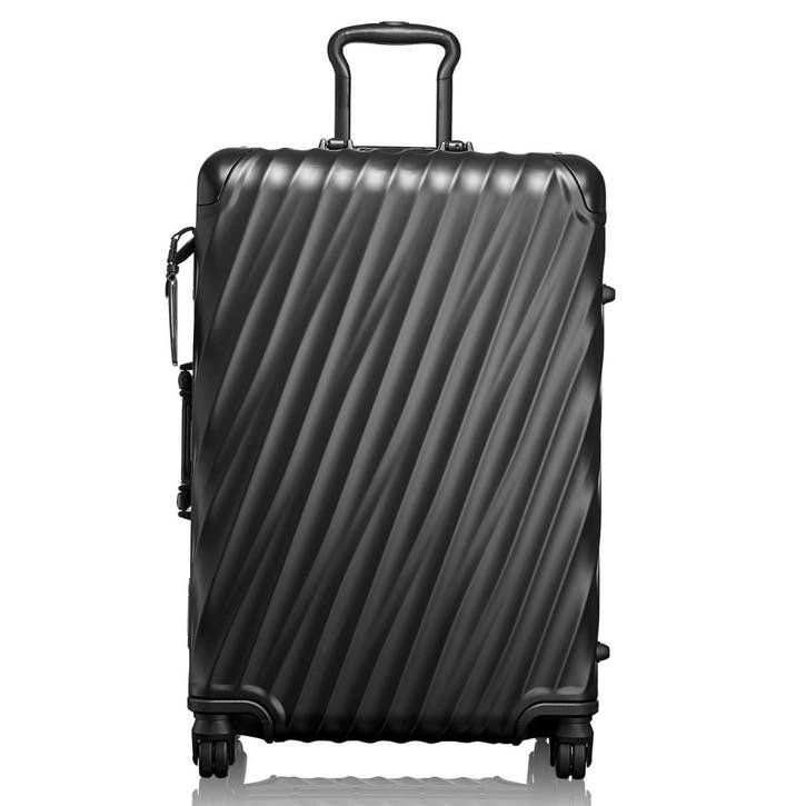19 Degree Suitcase, 78cm, Matte Black