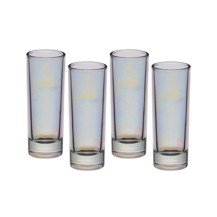 Lustre Shot Glass, Set of 4