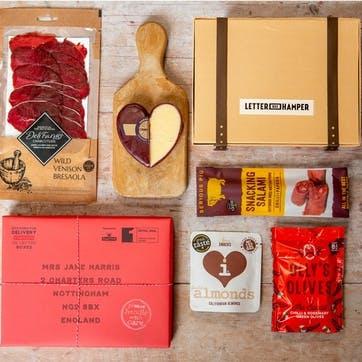 Delicatessen Letter Box Hamper