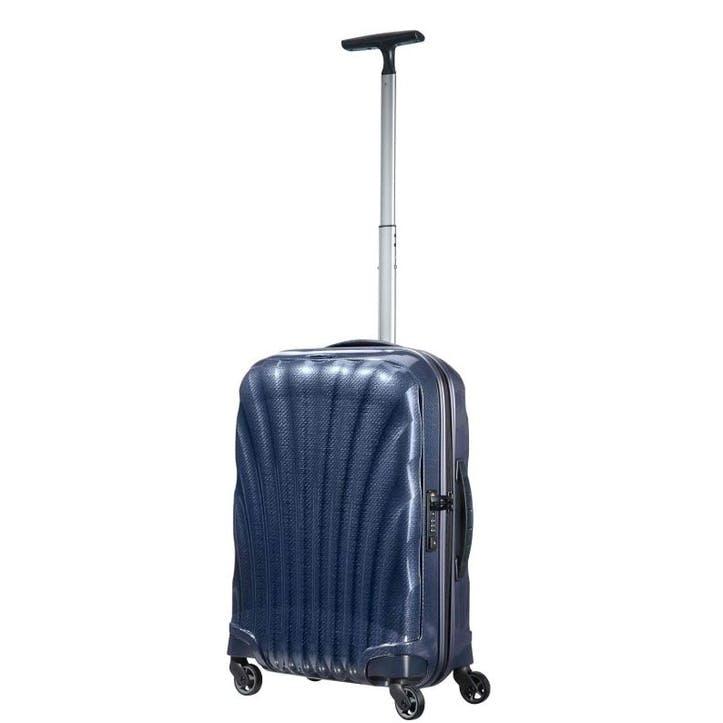 Cosmolite Spinner Suitcase, 55cm, Navy