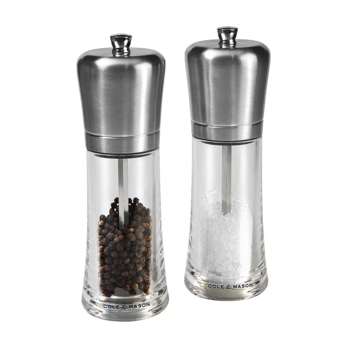 Sandown Salt & Pepper Gift Set, 180mm