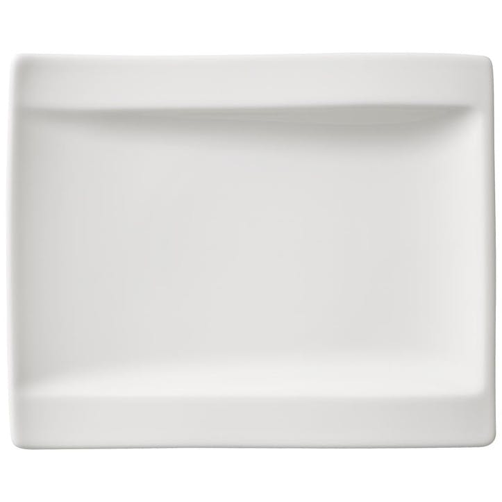 Newwave Reloaded Bread & Butter Plate 18cm White