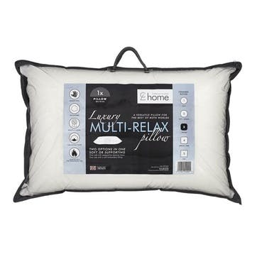 Multi Relax Single Pillow