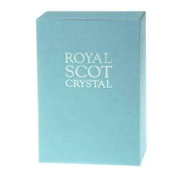 Diamonds Large Crystal Tumblers, Set of 2