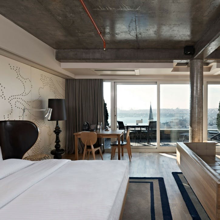A voucher towards a stay at Witt Istanbul Suites for two, Istanbul, Turkey